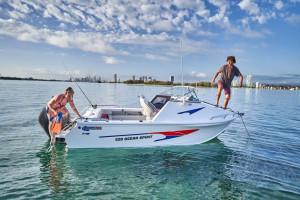 Quintrex 520 Ocean Spirit with a Yamaha F115HP Pack 3