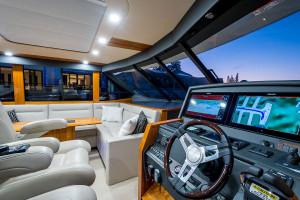 2016 Maritimo S62 Sedan Motoryacht