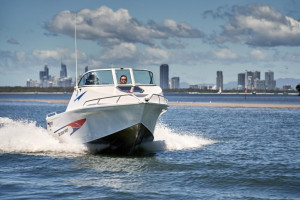Quintrex 520 Ocean Spirit with a Yamaha F90HP 4-Stroke Pack 1