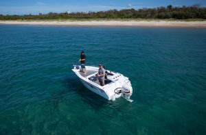 Stacer 539 Sea Ranger CC