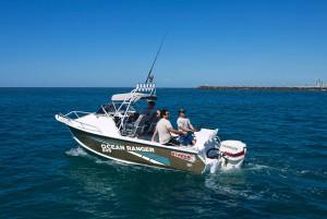 Stacer 609 Ocean Ranger