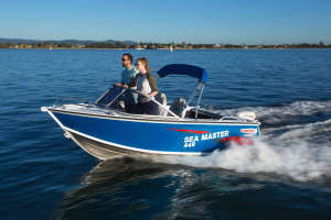 Stacer 449 Sea Master