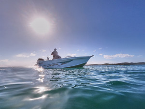 Quintrex 520 Top Ender  Our Pack 1 Powered by a Yamaha F90HP 4-Stroke
