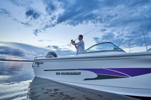 QUINTREX 540 CRUISEABOUT  F115HP  Quintrex Pro Pack