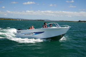 Quintrex 540 Fishabout Pro with Yamaha F115HP 4-Stroke