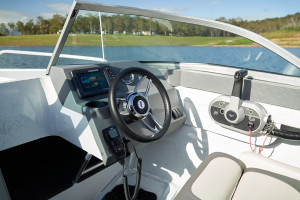 Quintrex 540 Fishabout Pack 4  with Yamaha F130HP 4-Stroke