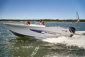 Quintrex 590 Cruiseabout Pro Pack with Yamaha F150HP 4-Stroke