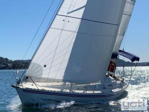 Scanyacht 391 - Mezzaluna - $115,000