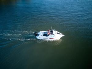 QUINTREX 540 OCEAN SPIRIT Captain's Pack F115 HP