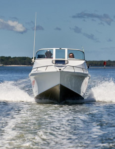 QUINTREX 540 OCEAN SPIRIT Fishing Pack F115 HP