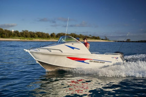 New Model QUINTREX 590 OCEAN SPIRIT  Our Pack 2 Powered with a F130 HP Yamaha