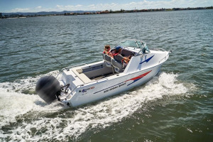 New Model QUINTREX 590 OCEAN SPIRIT  Captains Pack Powered with a F130 HP Yamaha