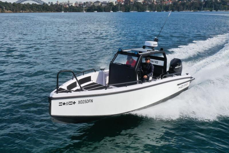 XO250 DFNDR