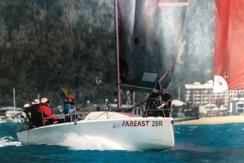 Fareast 28R Sports Trailerable