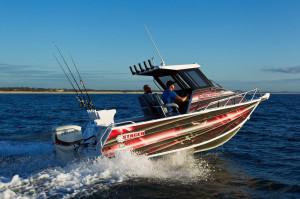 Stacer 609 Ocean Ranger Hard Top 2022 Model