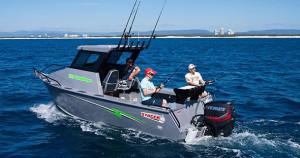 Stacer 759 Ocean Ranger Hard Top 2022 Model