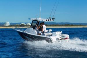 Stacer 589 Ocean Ranger Centre Cabin 2022 Model