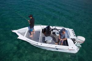 Stacer 539 Sea Ranger Side Console 2022 Model