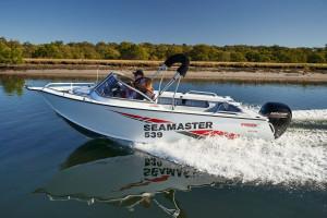 Stacer 589 Sea Master 2022 Model