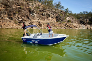 Stacer 469 Outlaw Centre Console 2022 Model