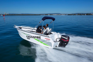Stacer 499 Crossfire Centre Console 2022 Model