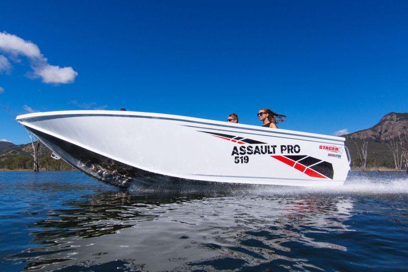 Stacer 519 Assault Pro 2022 Model