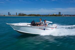 Stacer 519 Sea Ranger CC