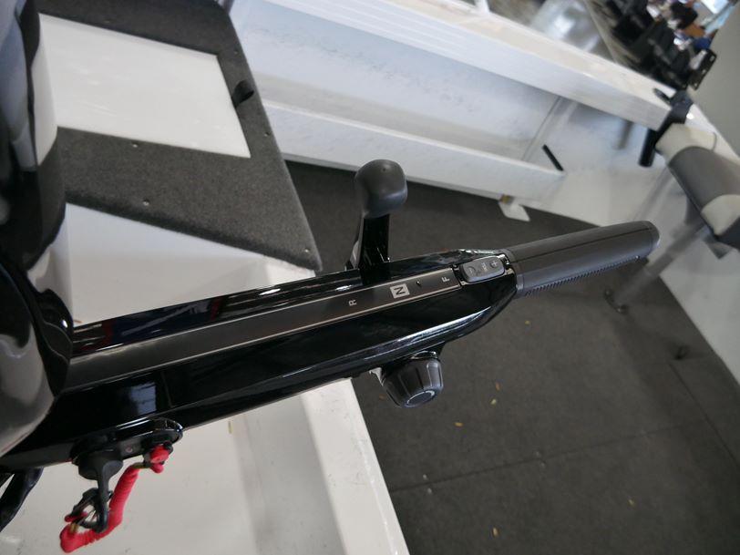 Quintrex 420 Renegade - Tiller Steer