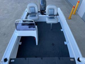 Stacer 429 Proline Angler Side Console 2022 Model