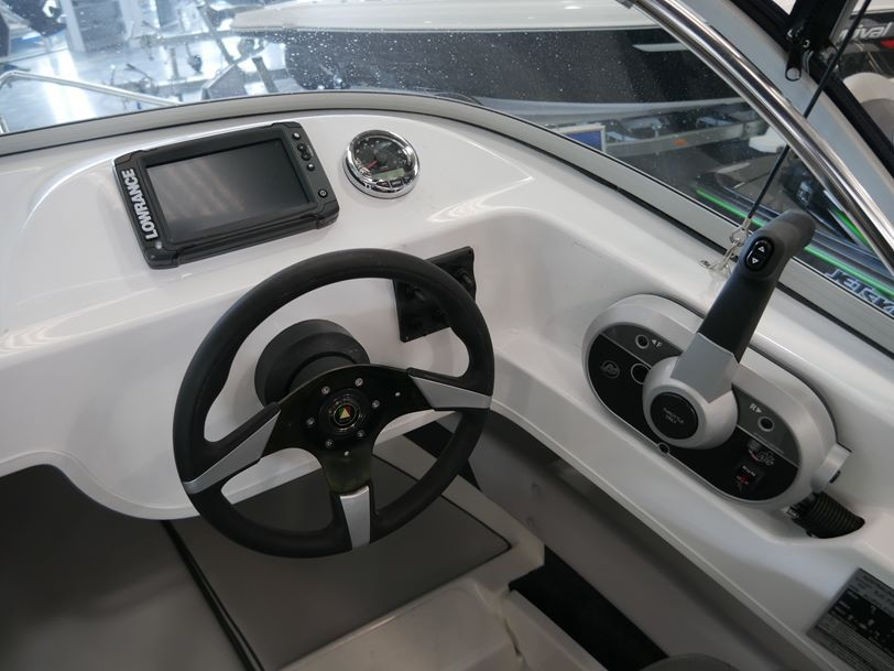 Revival 525 Sports - Cuddy Cabin