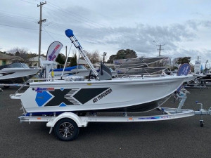 QUINTREX 481 TOPENDER with 75HP YAMAHA 4 STROKE
