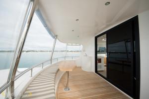 2007 Perry 62 Power catamaran
