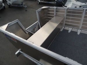 New Hull & Trailer only. 520 Quintrex Dory