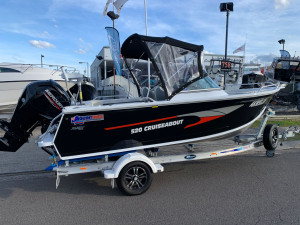 2021 Quintrex 520 Cruiseabout