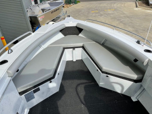 Stacer 539 Crossfire Side Console Yamaha F130 2021 Model