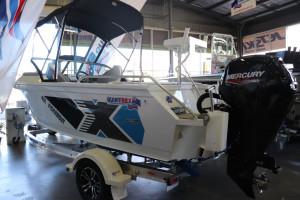 Quintrex 481 Fishabout Pro
