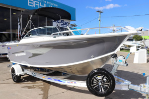Quintrex 500 Cruiseabout