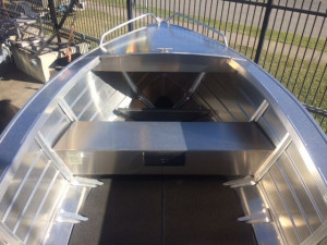 New package for a  520 Quintrex Dory