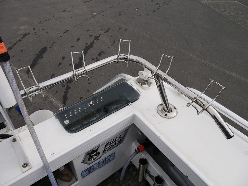 Yellowfin 6400 Cabin - Offshore Fishing Boat