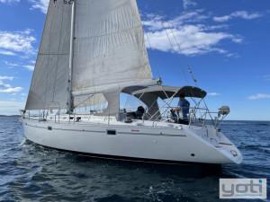 Beneteau Oceanis 510 - Makala