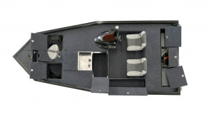 New Alloycraft 463 Basspro by Bluefin with 60hp EFI 4-stroke