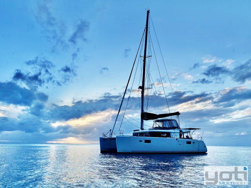 Lagoon 450F - Triplicity - $1,075,000