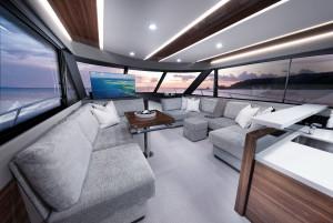 Maritimo M60 Motor Yacht