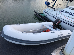 Aurora Reef Rider UL 290 - Ultra Light aluminium RIB