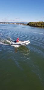 Aurora Reef Rider 290  - Classic - light weight aluminium RIB