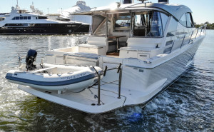 Aurora Reef Rider 310 - Classic -light weight aluminum tender