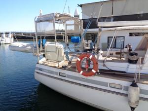 Contest 46 Sailing Yacht