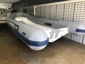 AB Navigo 17 VS Inflatable RIB
