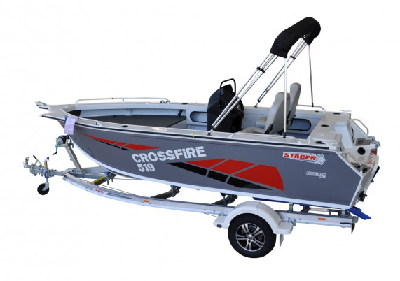 Stacer 519 CrossFire SC