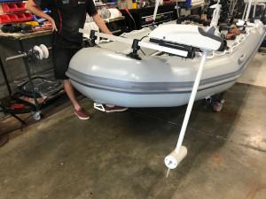 Aurora Adventure M360 -Slip in floor inflatable